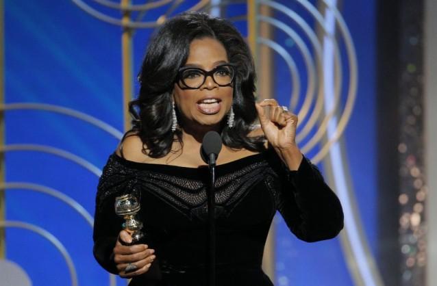 oprah golden globes